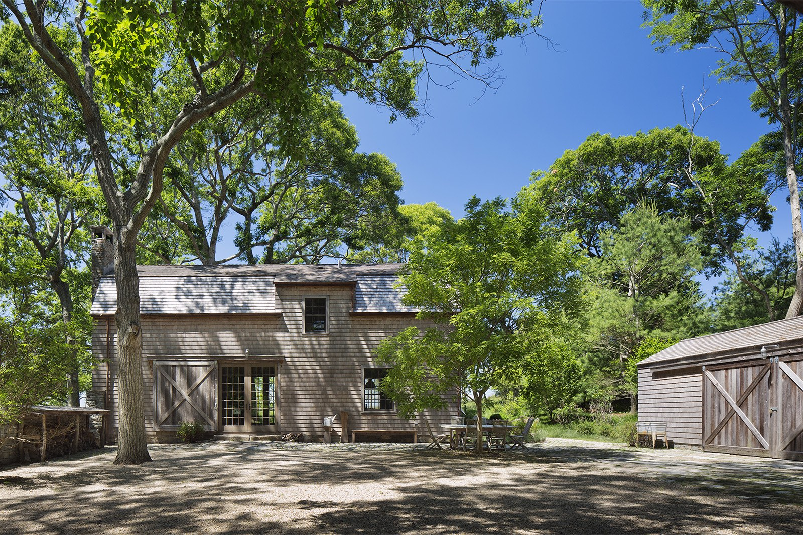Gentry Project: Peconic Barn Guest House